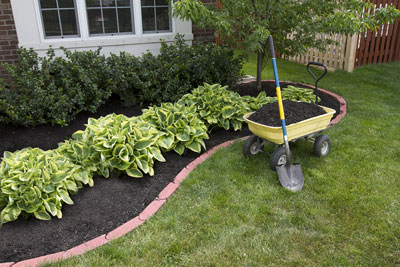 gartenideen fur den vorgarten – reimplica, Gartenarbeit ideen