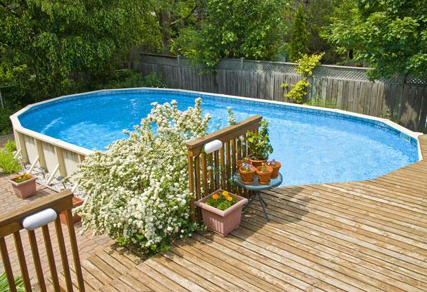 Top Ein Swimmingpool im Garten – Kosten, Vorteile und Tipps - Das LE29